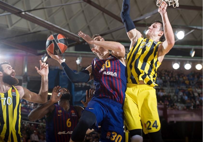 «Фенербахче» - «Барселона»: прогноз на матч регулярки Евролиги. Сражение защиты