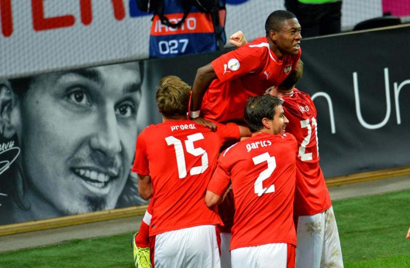 Прогноз на матч Австрия – Албания: хозяева снова будут на высоте