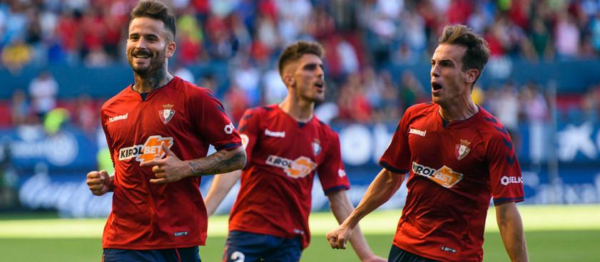 Pronóstico Osasuna - Deportivo de la Coruña, La Liga123 2019