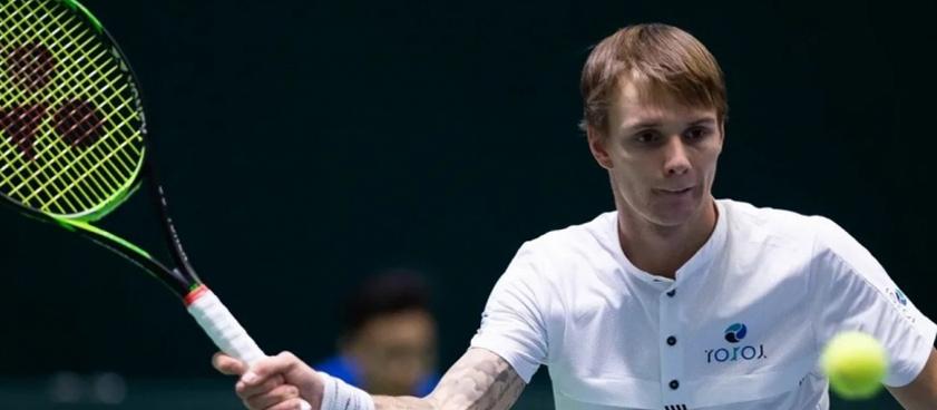 Александр Бублик – Андрей Рублев: прогноз на матч турнира ATP в Москве
