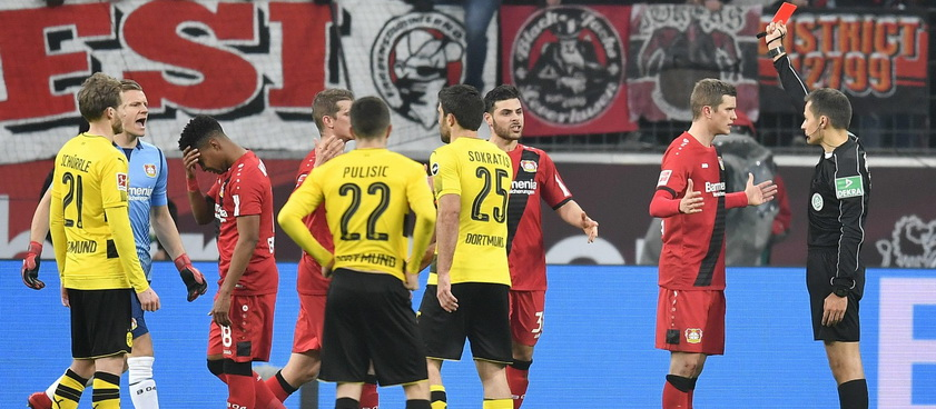 Leverkusen - Dortmund. Ponturi Pariuri Bundesliga