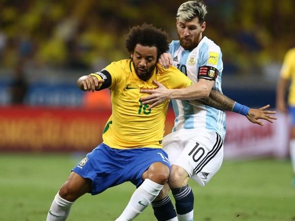 Сергей Забуранный: Бразилия - Аргентина: матч, который невозможно пропустить.