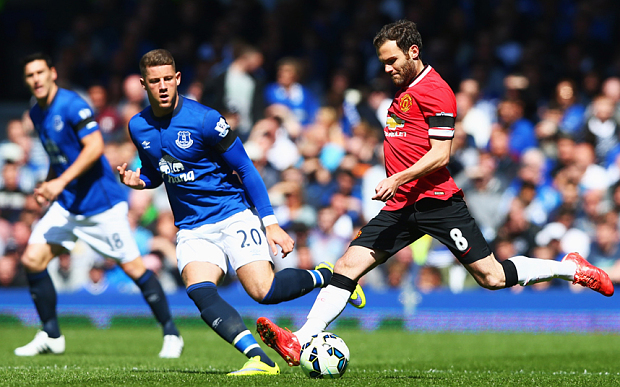 Manchester United - Everton, meci dificil pentru diavolii rosii