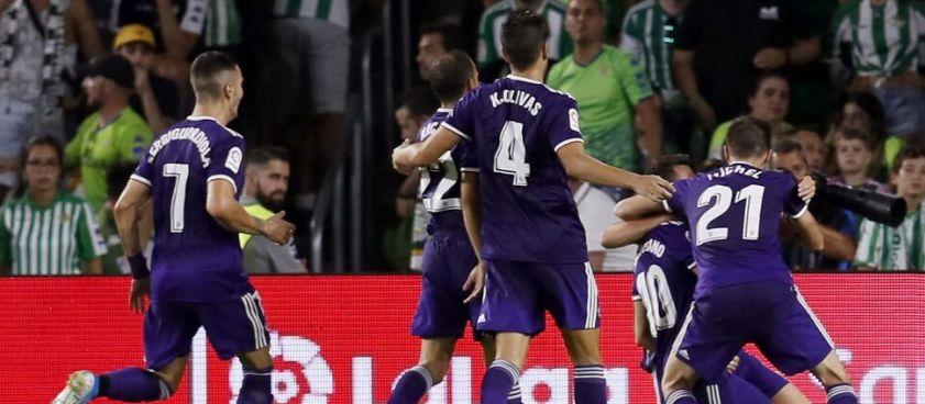 Pontul zilei din fotbal 24.09.2019 Valladolid vs Granada