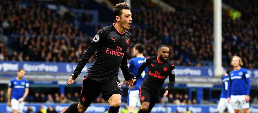 Everton - Arsenal. Ponturi pariuri sportive Premier League