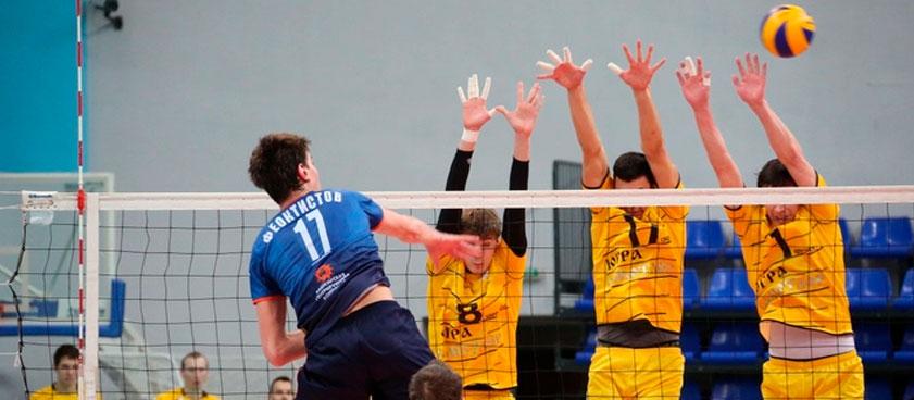 «Урал» – «Югра-Самотлор»: прогноз на чемпионат России по волейболу среди мужчин