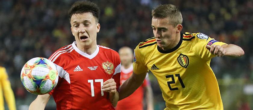 Россия – Бельгия: подопечные Черчесова против лучшей сборной мира