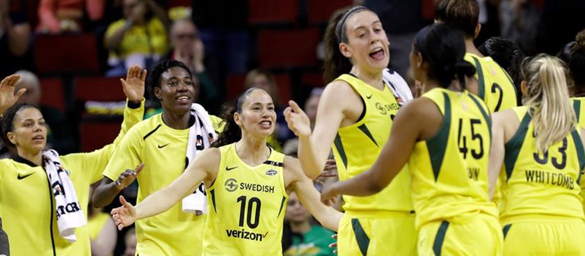 «Чикаго Скай» - «Сиэттл Шторм»: прогноз на регулярный сезон WNBA