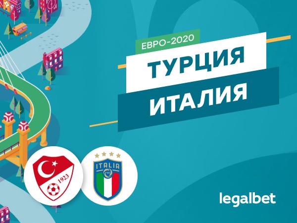 Максим Погодин: Турция – Италия: что матч-открытие ЕВРО-2020 нам готовит?.