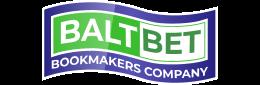 Логотип букмекерской конторы Baltbet - legalbet.kz