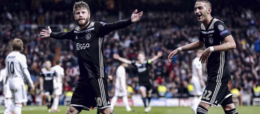 Pronóstico Ajax - Juventus , UEFA Champions League 10.04.2019