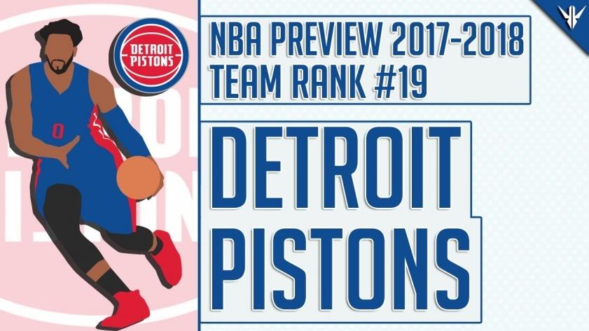 Детроит Пистонс - Филадельфия (НБА)