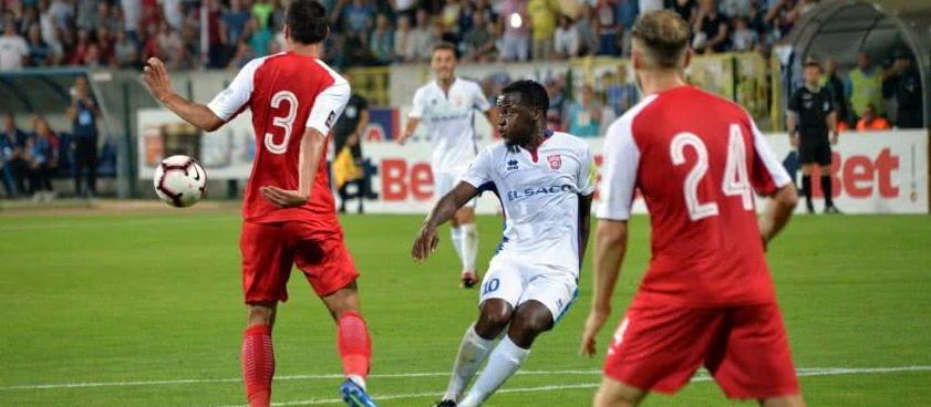Poli Iasi - FC Botosani. Pontul lui Mihai Mironica