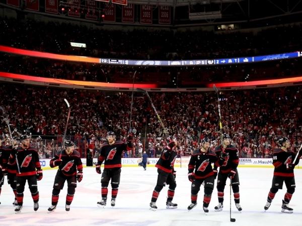 Константин Федоров: Прогноз на матч НХЛ «Каролина» - «Вашингтон»: станут ли хозяева неудобной командой?.