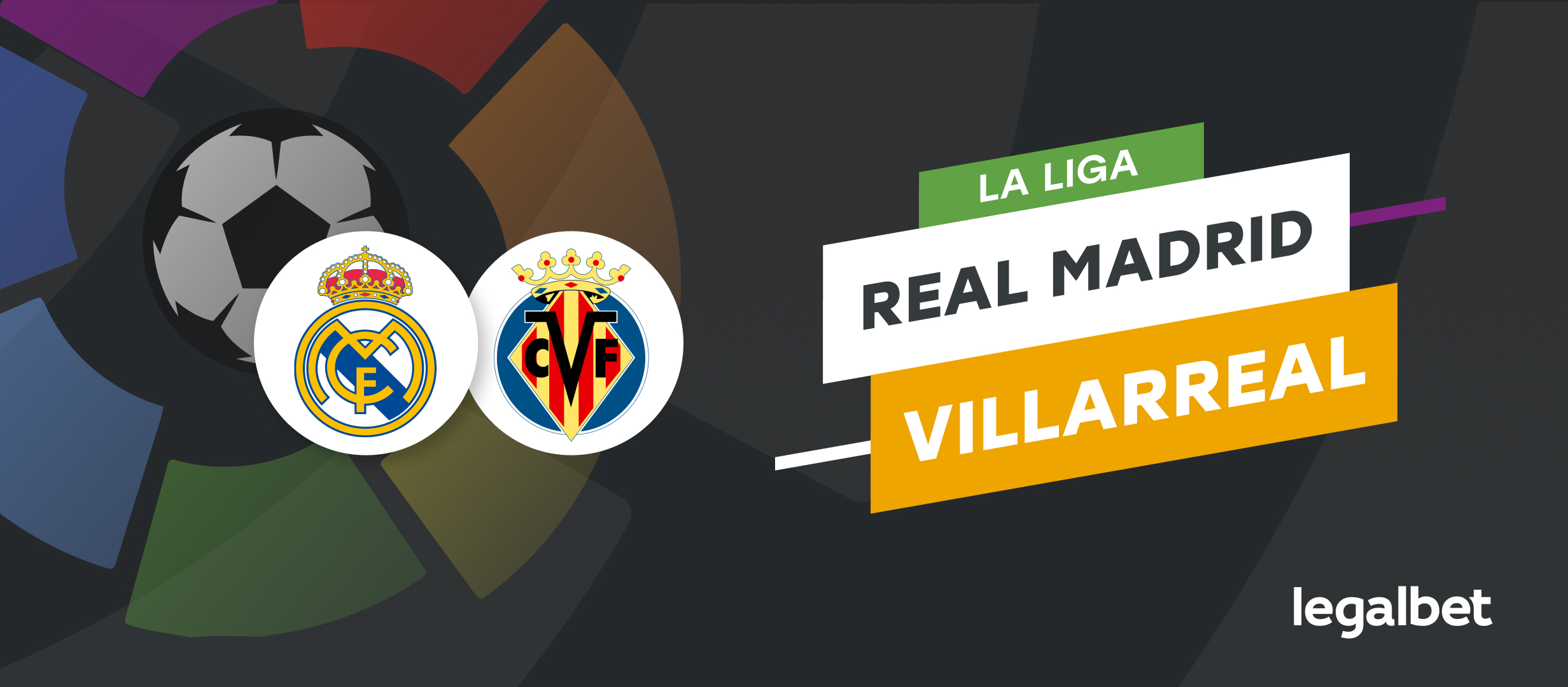 Real Madrid vs Villarreal – cote la pariuri, ponturi si informatii