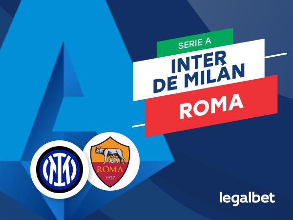 Mario Gago: Apuestas Inter de Milán - Roma.
