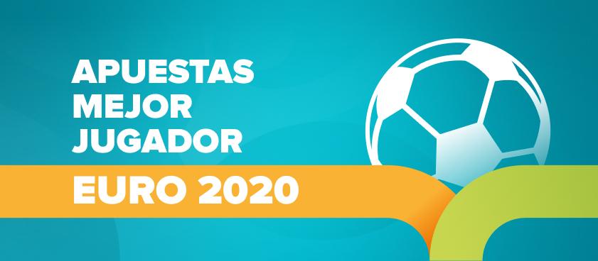 Apuestas y cuotas al mejor jugador de la EURO 2020