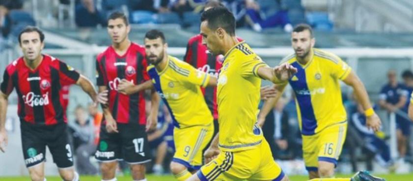 Sarpsborg 08 - Maccabi Tel Aviv. Pontul lui rossonero07
