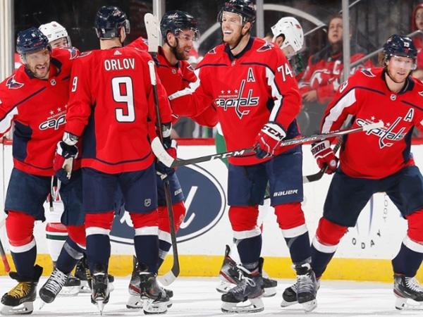 Константин Федоров: Прогноз на матч НХЛ «Бостон» - «Вашингтон»: встреча двух лидеров дивизионов.