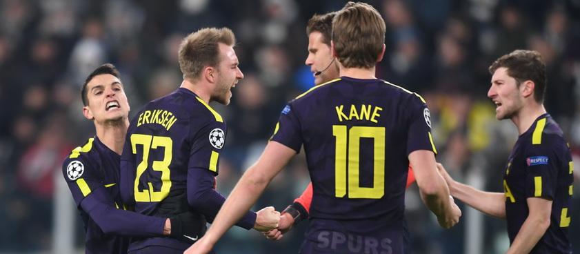 Tottenham - PSV: Predictii Champions League