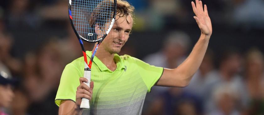 Даниил Медведев – Жереми Шарди: прогноз на теннис от VanyaDenver