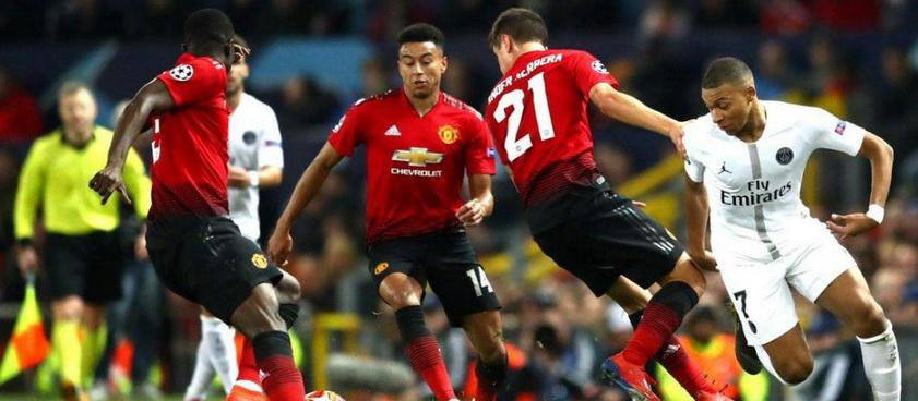 Paris SG - Manchester United. Predictii sportive Liga Campionilor