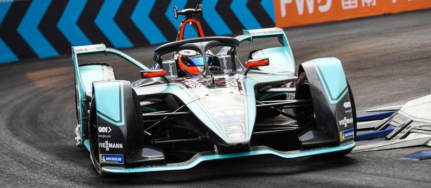 Формула Е. ePrix Берна: электроформула с визитом в столице Швейцарии