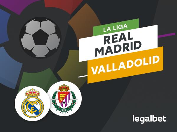 Antxon Pascual: Apuestas y cuotas Real Madrid - Valladolid, La Liga 2020/21.