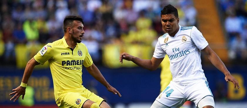 Villarreal CF - Real Madrid: Pronosticuri Pariuri Primera División