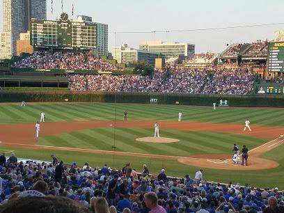 Погодный инсайд в MLB: Чикаго принимает Энджелс