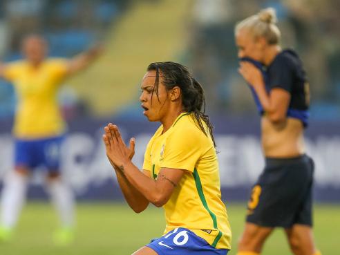 Fútbol femenino para abrir Río 2016