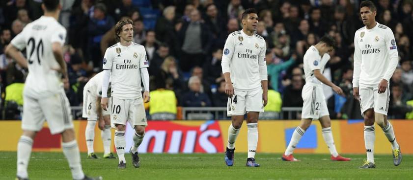 """8 días de """"lloros"""" en el Real Madrid"""