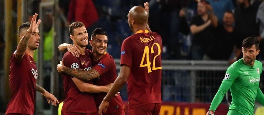 Plzen - AS Roma: Pronosticuri pariuri Champions League