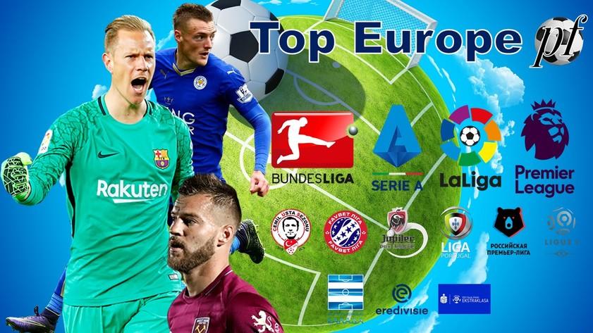 Top Europe 27-29.09.2019