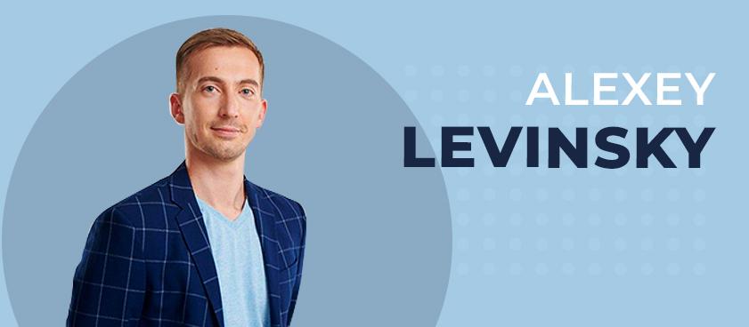 "Alexey Levinsky: ""Todavía no existe un mercado de patrocinio establecido en Rusia"""