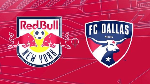 Чемпионат MLS. Нью-Йорк Ред Буллз - Даллас. Прогноз на матч