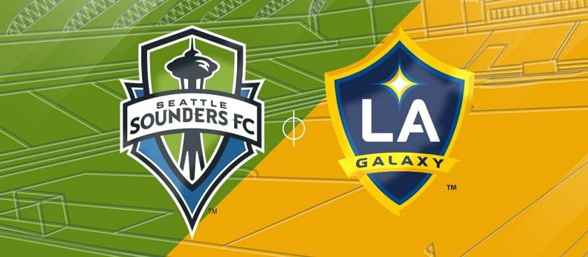 Los Angeles Galaxy - Seattle Sounders: Ponturi pariuri MLS