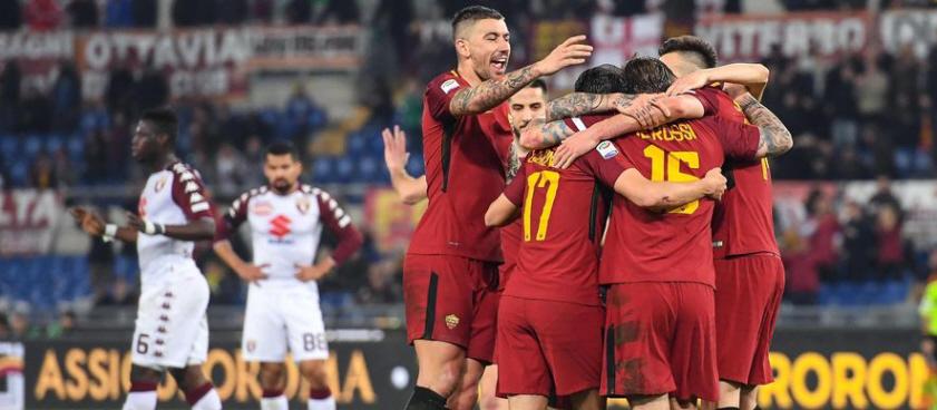 Torino - AS Roma. Pariul propus de Wallberg