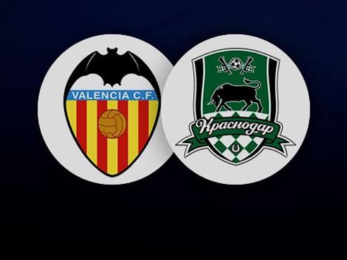 BK_Olimp: «Валенсия» vs «Краснодар»: первый шаг к ¼ финала ЛЕ.