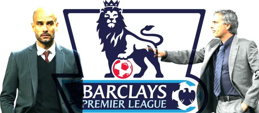 Mourinho y Pep en la Premier League