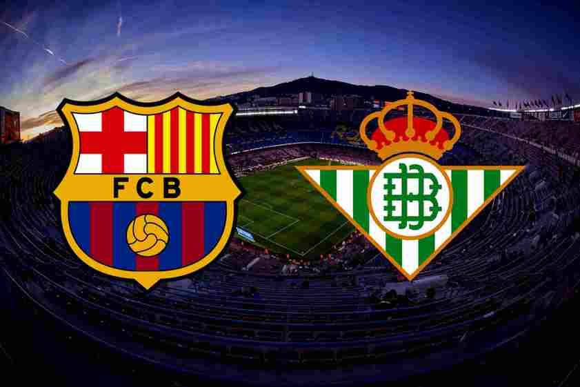 Барселона в беде