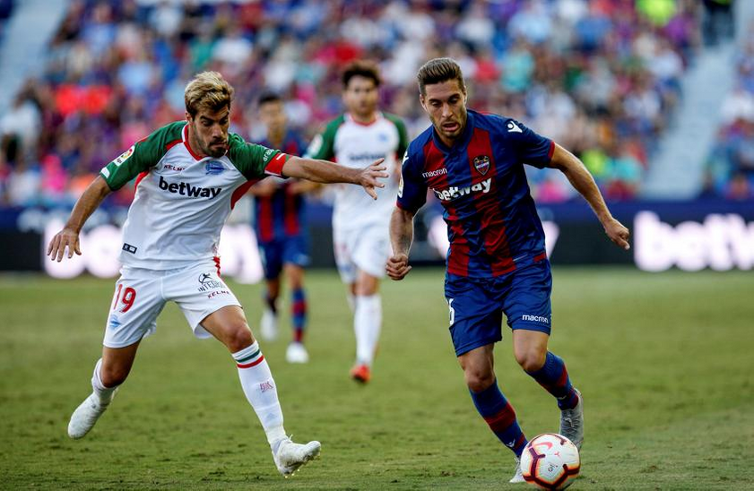 Partido Levante - Alaves