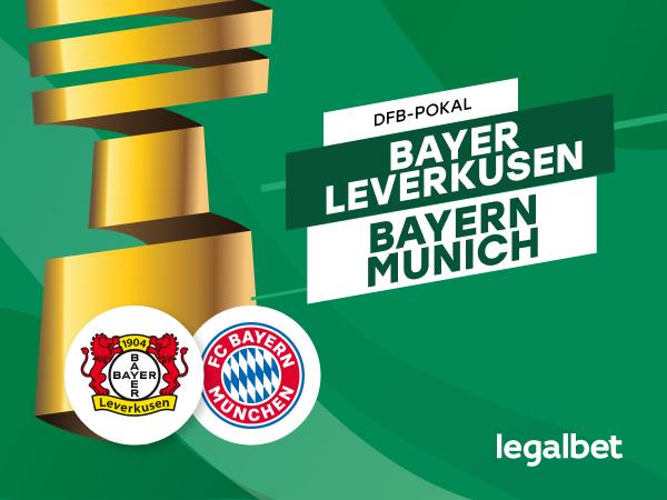 Antxon Pascual: Previa, análisis y apuestas Bayer Leverkusen - Bayern Munich, Copa Alemania 2020.
