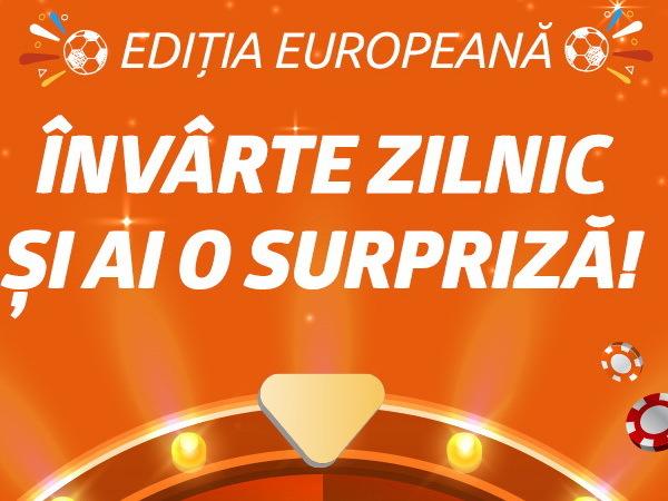 legalbet.ro: Roata Norocoasa la Betano zilnic pe durata Euro 2021.