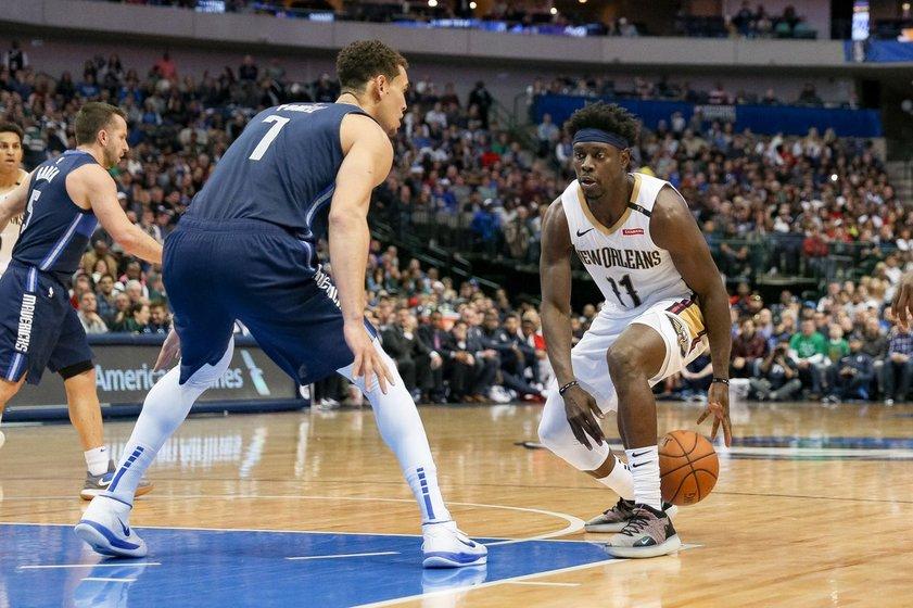 «Нью-Орлеан Пеликанс» – «Даллас Маверикс»: прогноз на регулярный сезон НБА