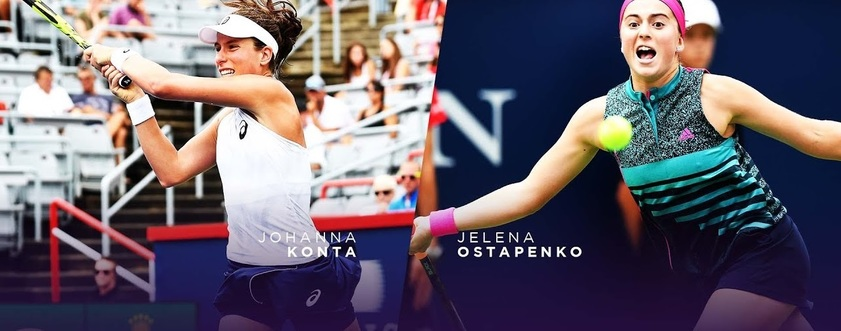 Елена Остапенко – Йоханна Конта: прогноз на матч WTA в Бирмингеме