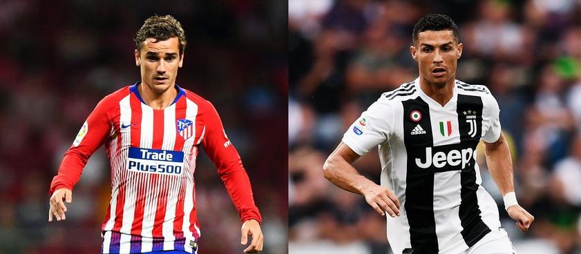 Atletico Madrid - Juventus Torino. Predictii sportive Liga Campionilor