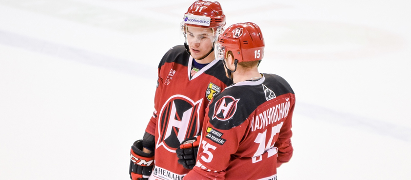 «Неман» - «Шахтер» Солигорск: атакующий хоккей под прицелом коронавируса