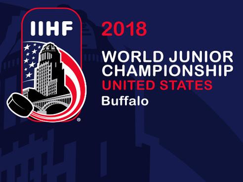EVGEN35: 42-й молодежный чемпионат мира по хоккею 2018 стартует в Баффало 26 декабря.