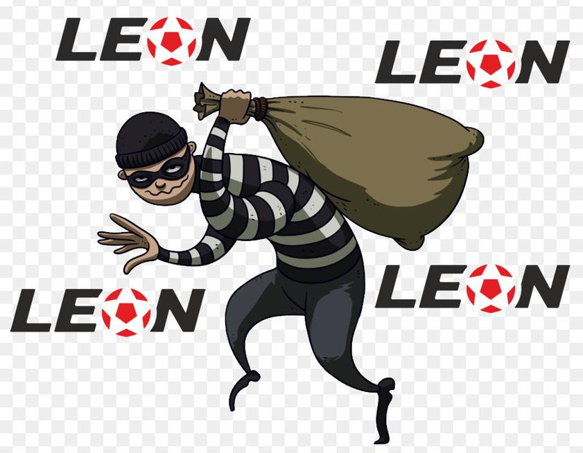 Мошеннические методы от Leon
